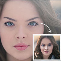 Быстрый способ заменить лицо в фотошопе